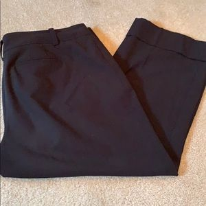 Ann Taylor Capri dress pants